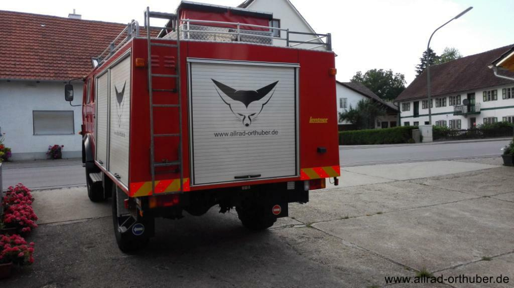 IVECO-MAGIRUS 90-16 AW - LF16 - WoMo / Single, 7,49 to. usw. AO76